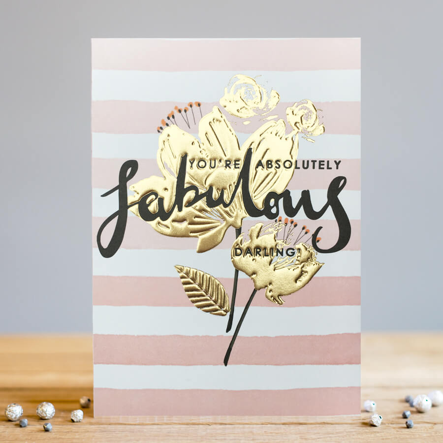 s celebrate foiled card - 900×900