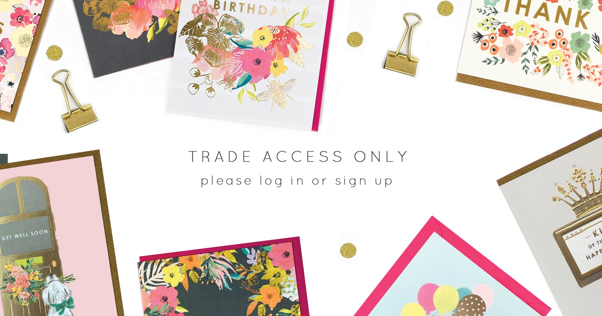 No Access - Trade Only