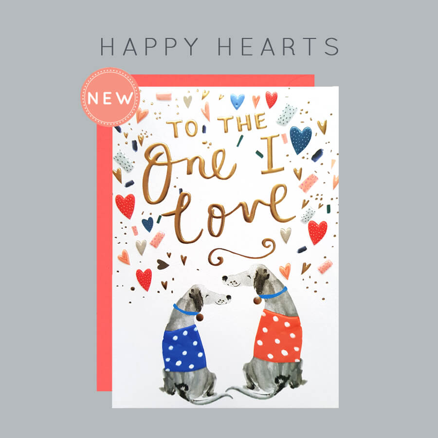 Happy Hearts Tile